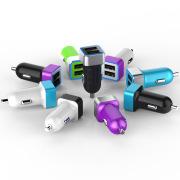 新型携帯用シガー充電器