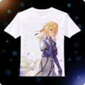全面プリントTシャツ アニメTシャツ
