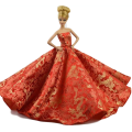 6bet花嫁人形ドレス バービー洋服30cm