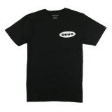 Deus ex Machina  ブラック Tシャツ バイク模様 在庫