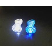 LED光る指輪 光るおもちゃ フラッシュリング