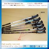 电镀杖,木杖,ステンレス杖(弹珠),肘拐,手杖凳(铝合金),可调铝制手杖 四脚手杖(铝合金)