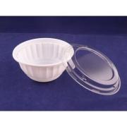 電子レンジ対応味噌汁どんぶり・使い捨て透明蓋付きどんぶり・プラスティックどんぶり・どんぶり食器