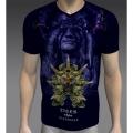 総柄シャツ、コットンシャツ、メンズシャツ、コットンシャツ、Tシャツ、メンズシャツ