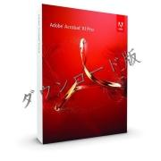 Adobe Acrobat 11 Pro ダウンロード版 日本語対応Windows版 DA-101 実物なし,メール送信