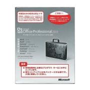 Microsoft Office Professional 2010 OEM版 メモリセット