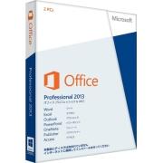 Microsoft Office Professional 2013 (PC2台/1ライセンス)