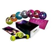 ZUMBA ズンバ 米国版 Zumba Fitness Exhilarate: The Ultimate Experience DVD Set 米国輸入盤