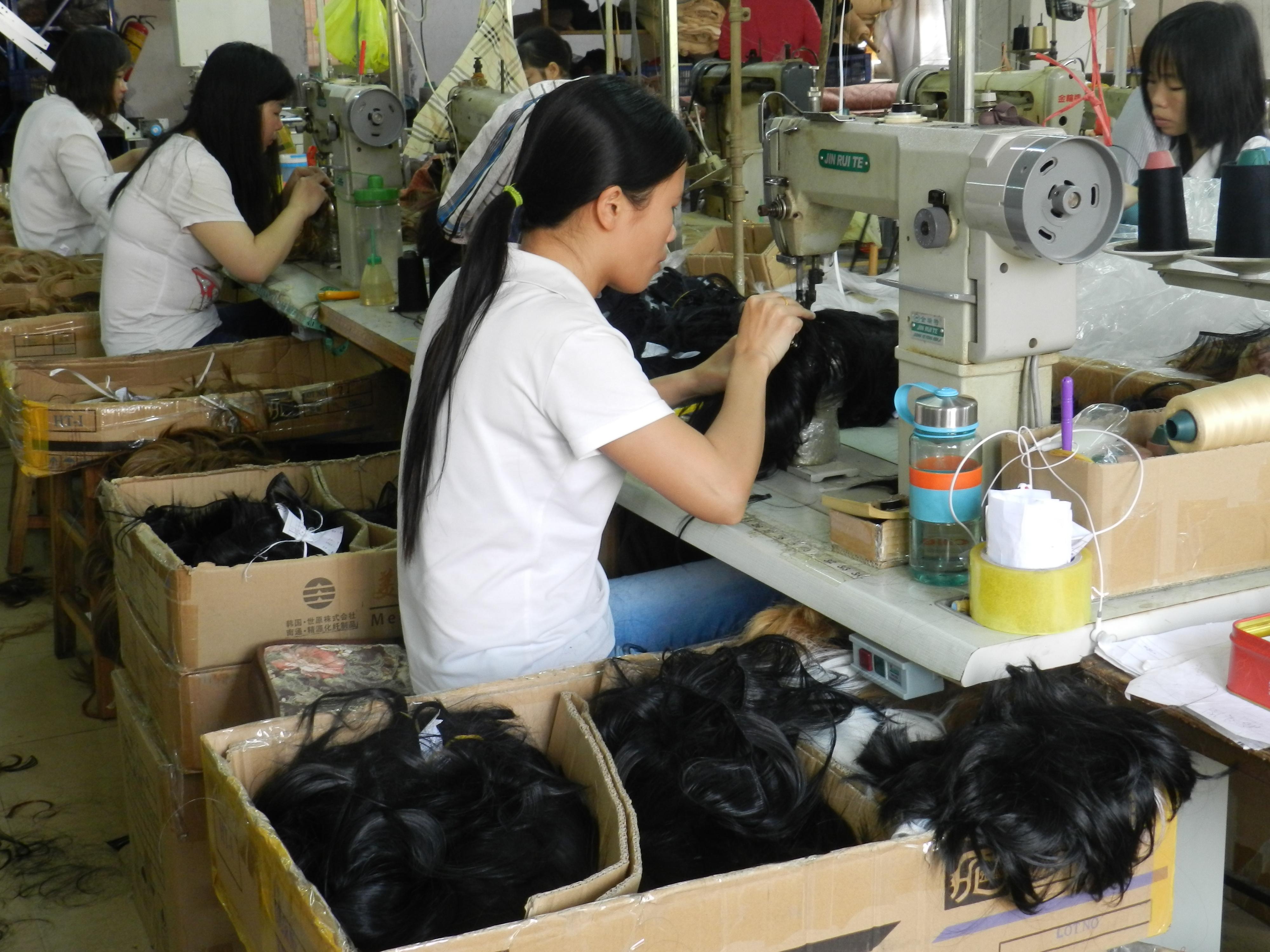 広州市番禺区大石環宇髪飾品加工場