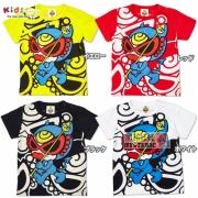 2016夏Tシャツ HYSTERIC MINI 子供服ヒスミニキッズ服 サイズ:90㎝-130㎝