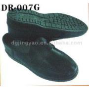 静電気防止 革靴