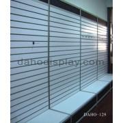 PVC 細長い薄板 壁
