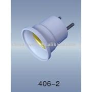 Wls-406-2 ベークライト ランプホルダー (2 ピン付)