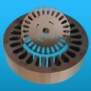 エアコン用モーター鉄芯