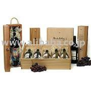 ワインラック、木製酒箱