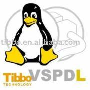 VSPDL-シリアルポート ドライバー ソフトウェア リナックス用